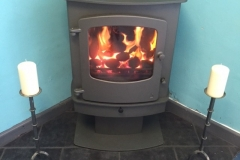 Our New Wood Burner