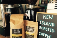 Island Roasted Coffee at The Salix